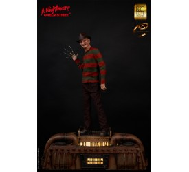A Nightmare on Elm Street: Infinity Hell Freddy Krueger 1/3 Maquette