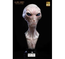 The Dulce Wars Life-Size Bust Alien Grey 61 cm