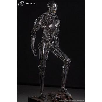 Terminator Genisys Life-Size Statue T-800 Endoskeleton 198 cm
