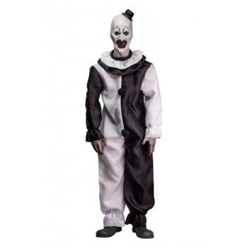Terrifier Action Figure 1/6 Art The Clown 30 cm