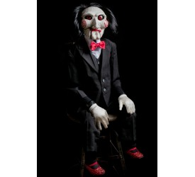 SAW: Billy Puppet Prop Replica