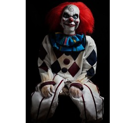 Dead Silence: Mary Shaw Clown Puppet Prop Replica