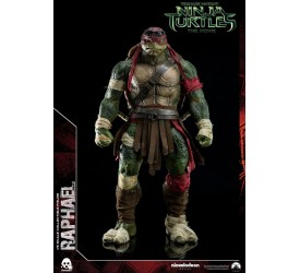 Teenage Mutant Ninja Turtles Action Figure 1/6 Raphael 34 cm