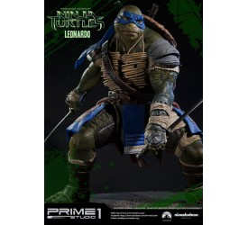 Teenage Mutant Ninja Turtles Museum Master Line Statue Leonardo 58 cm