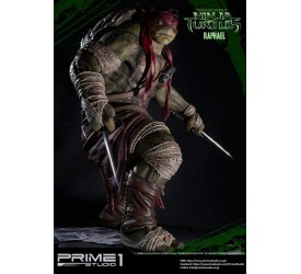 Teenage Mutant Ninja Turtles Museum Master Line Statue Raphael 55 cm