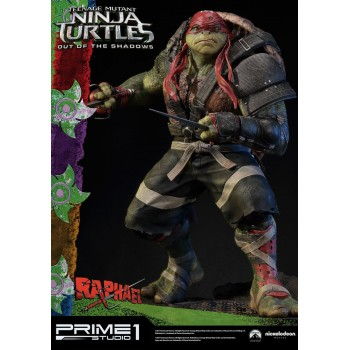 Teenage Mutant Ninja Turtles Out of the Shadows 1/4 Statue Raphael 46 cm