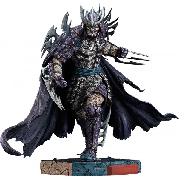 Teenage Mutant Ninja Turtles Shredder Toy : Teenage mutant ninja turtles pvc statue shredder cm