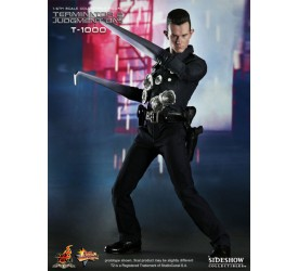 Terminator 2 Judgment Day Movie Masterpiece Action Figure 1/6 T-1000 30 cm