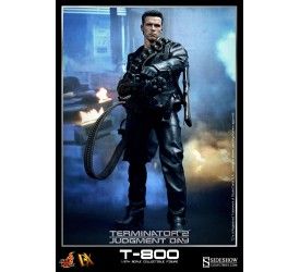 Terminator 2 MMS DX Action Figure 1/6 T-800 32 cm