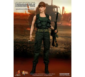 Terminator 2 Movie Masterpiece Action Figure 1/6 Sarah Connor 28 cm