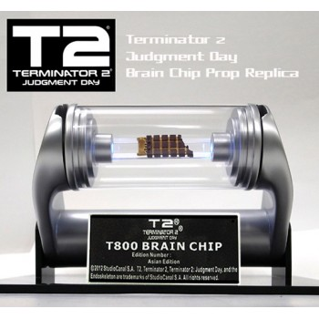 Terminator 2: T-800 Brain Chip Light-Up Replica (Asia edition)