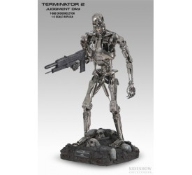 Terminator 2 T-800 Endoskeleton 1:2 Replica