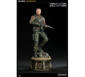 Terminator Salvation Statue John Connor 48 cm