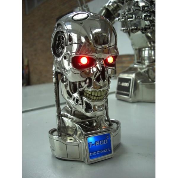 Terminator T-800...T 800 Terminator Skull