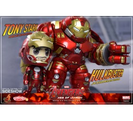 The Avengers Age of Ultron Cosbaby (S) Series 2.5 Collectible Set 14 cm