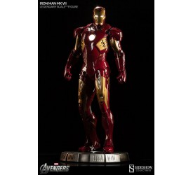 The Avengers Legendary Scale Statue Iron Man Mark VII 91 cm