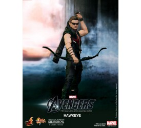 The Avengers Movie Masterpiece Action Figure 1/6 Hawkeye 30 cm