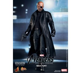 The Avengers Movie Masterpiece Action Figure 1/6 Nick Fury 30 cm