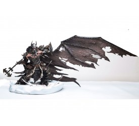 The Bat King 1/4 Statue by Caleb Nefzen 128 cm