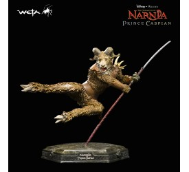 The Chronicles of Narnia- Prince Caspian Statue Warrior Satyr 27 cm