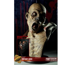 The Dead Bust 1/1 Patient Zero Sideshow Exclusive 51 cm