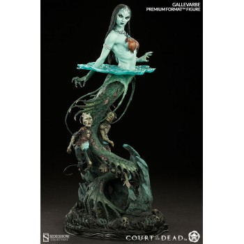 The Dead Court of the Dead Premium Format Figure Death´s Siren Gallevarbe 61 cm