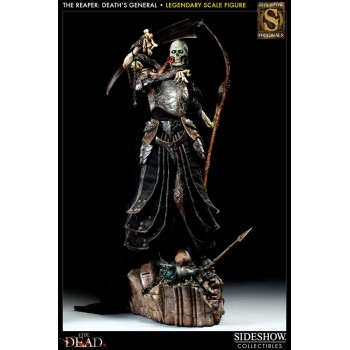 The Dead Legendary Scale Statue The Reaper:  Death´s General 86 cm