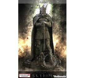 The Elder Scrolls V Skyrim Statue 1/6 Shrine of Talos 36 cm