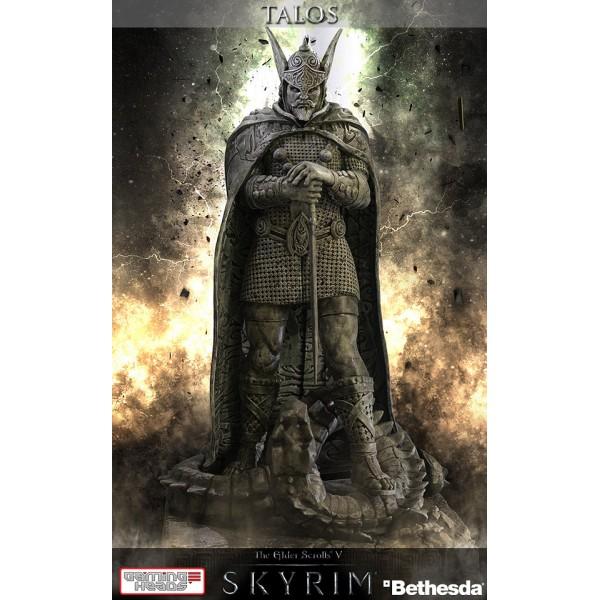 The Elder Scrolls V Skyrim Statue 1 6 Shrine Of Talos 36 Cm