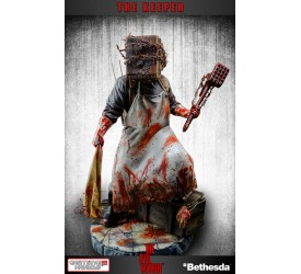 The Evil Within The Keeper Statue 38 cm