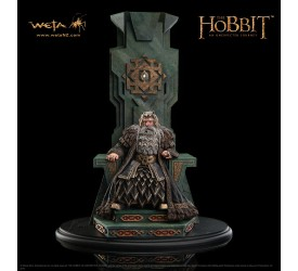 The Hobbit An Unexpected Journey Statue 1/6 King Thror on Throne 46 cm