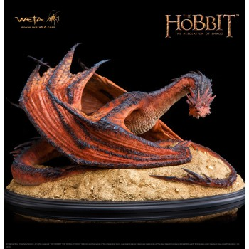 The Hobbit The Desolation of Smaug Statue 1/72 Smaug The Terrible 52 cm