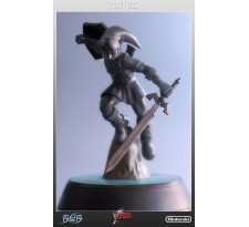 The Legend of Zelda: Ocarina of Time - Dark Link Statue
