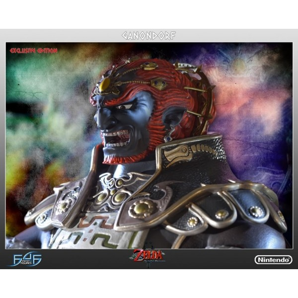 The Legend Of Zelda Twilight Princess Ganondorf 1 4 Statue