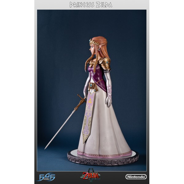The Legend Of Zelda Twilight Princess Princess Zelda Statue