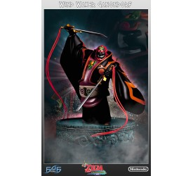 The Legend of Zelda Windwaker Ganondorf regular edition