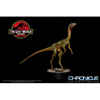 The Lost World Jurassic Park Compsognathus 1/1 scale Statue 76 cm