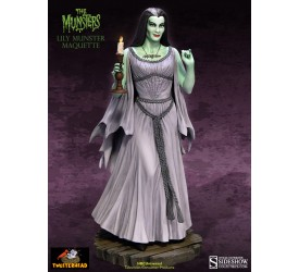 The Munsters Maquette Lily Munster 30 cm