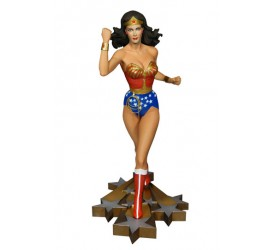 The New Adventures of Wonder Woman Maquette Wonder Woman 34 cm