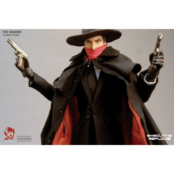 The Shadow Action Figure 1 6 30 Cm
