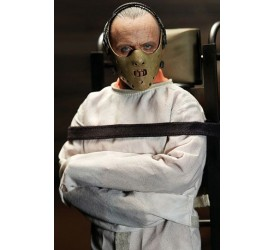 The Silence of the Lambs Action Figure 1/6 Hannibal Lecter Straitjacket Version 30 cm