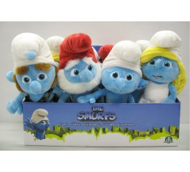 The Smurfs 2011 Plush Figure 30 cm