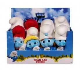 The Smurfs 2011 Plush Figure 19 cm