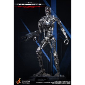 The Terminator Endoskeleton 1/4 Quarter Scale Figure 47cm