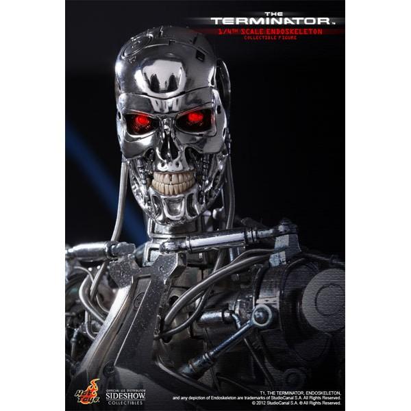 The Terminator Endoskeleton 1 4 Quarter Scale Figure 47cm