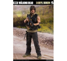 The Walking Dead Action Figure 1/6 Daryl Dixon Exclusive Version 30 cm