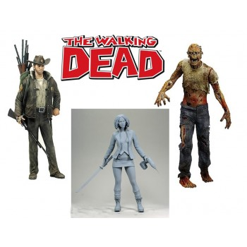 The Walking Dead Assortment 1 (Comic Version)