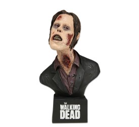 The Walking Dead Bust Tank Zombie 17 cm