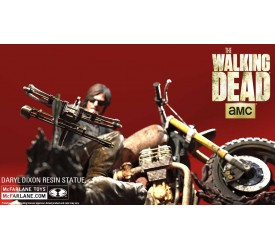 The Walking Dead Daryl Dixon Limited Edition Statue