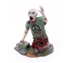 The Walking Dead: Half Zombie Statue